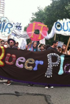 Queer Reflections on the People's Climate March