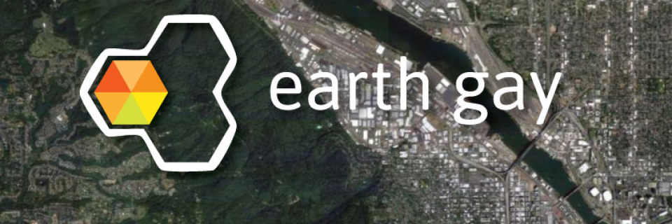 Earth Gay Portland!