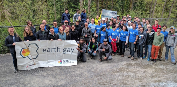 Earth Gay Seattle 2018