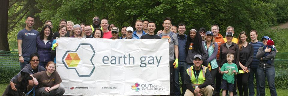 Earth Gay Seattle, for Michael