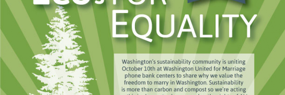 Eco's For Equality Phone Banking