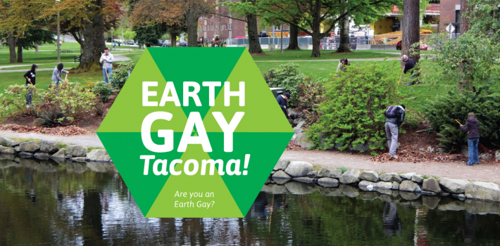 Earth Gay Tacoma 2014
