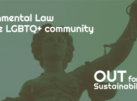Environmental Law and the LGBTQ+ Community