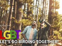 Let's Go Birding Together (LGBT) Family Style