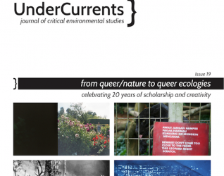 From Queer/Nature to Queer Ecologies